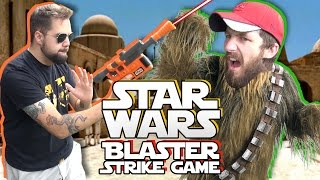 Ham and Choie | Star Wars Blaster Strike Game Toy Chest