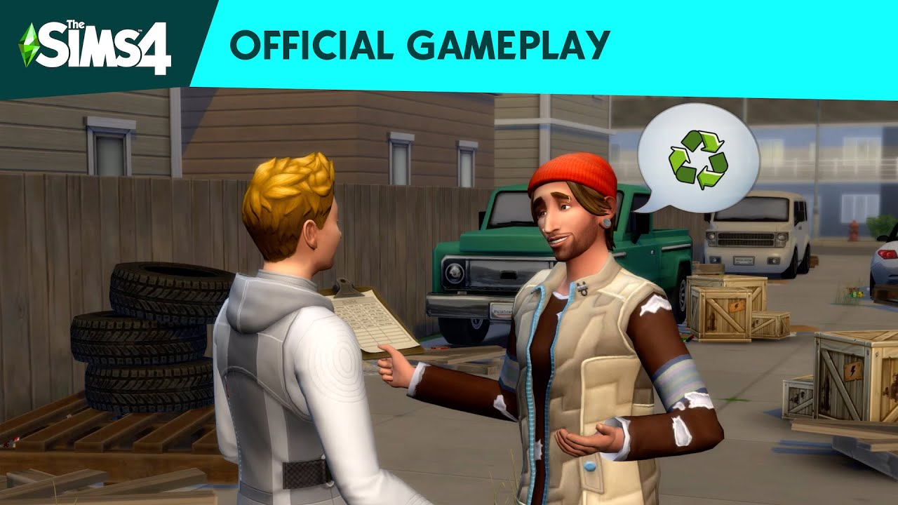 The Sims™ 4 Eco Lifestyle: Official Gameplay Trailer thumbnail