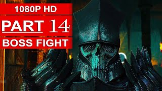 The Witcher 3 Gameplay Walkthrough Part 14 [1080p HD] Nithral BOSS FIGHT - No Commentary