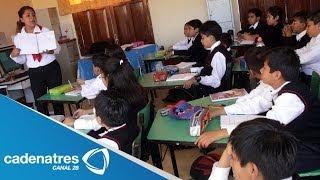 Tras 40 días de paro, arranca el ciclo escolar en Oaxaca; impiden retorno de maestros de Sección 22