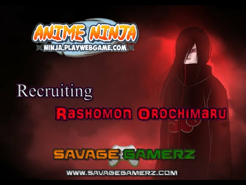 Buying Rashomon Orochimaru - Anime Ninja/Ninja Classic/Unlimited Ninja