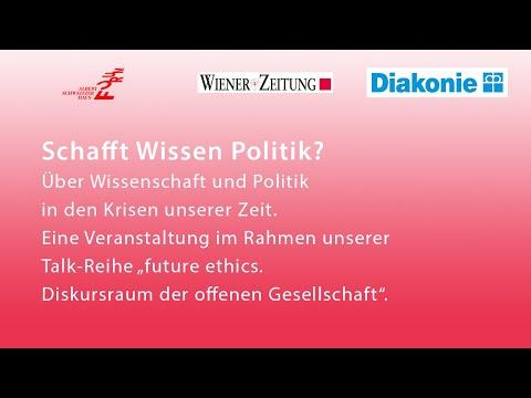 Wiener Zeitung Event, Livestream: Schafft Wissen Politik?