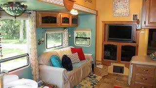 vuclip Full Time RV Family of Six Camper Renovation - No Muck E01