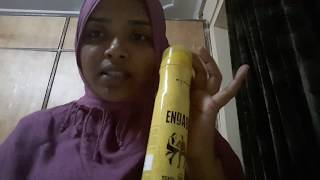 ENGAGE TEASE DEO SPRAY review