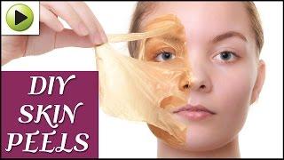 DIY Skin Peels