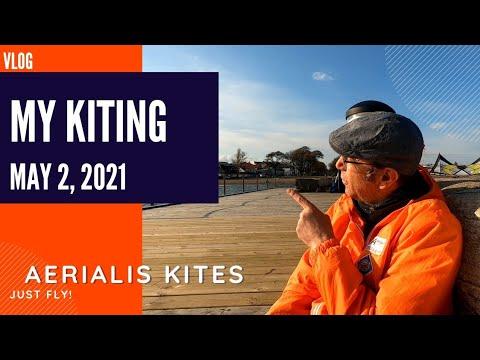 My Kiting - May 2nd 2021 - Adding Activators