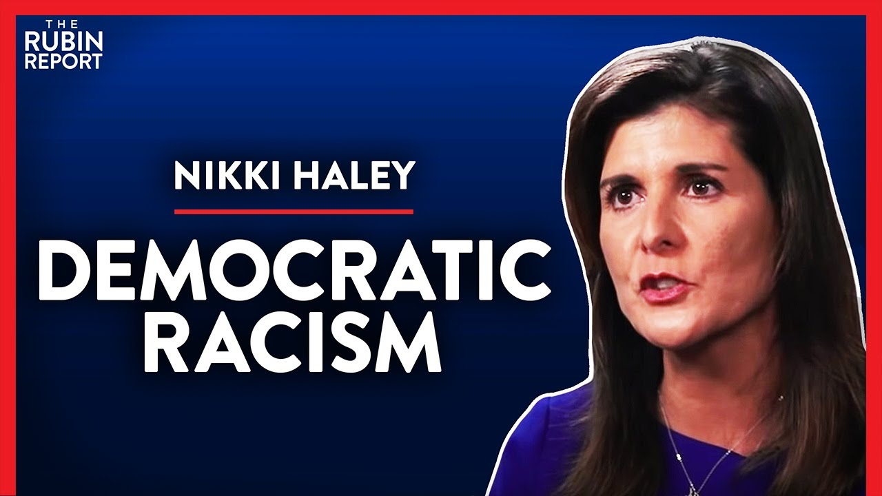 Truth About Voter ID & the Racism of Low Expectations (Pt. 4)| Nikki Haley | POLITICS | Rubin Re