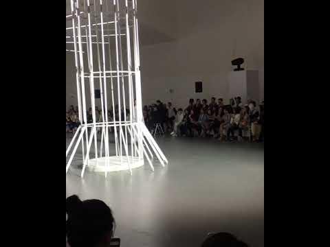 Fashion week Shenzhen 2017