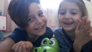 Kardeşimle doktor croc oynadık
