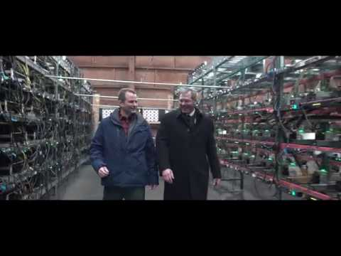 industrial cryptocurrency mining