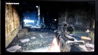 asus g73sw a1 black ops gameplay max settings