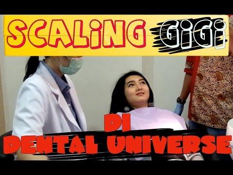 SCALING KARANG GIGI DI DENTAL UNIVERSE