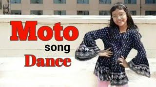 Moto Song | Hi Re Meri Motto | Moto| Dance | Ajay Hooda | New Haryanvi Song | Abhigyaa Jain dance