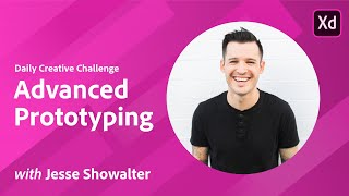 Adobe XD Daily Creative Challenge - Advanced Prototyping