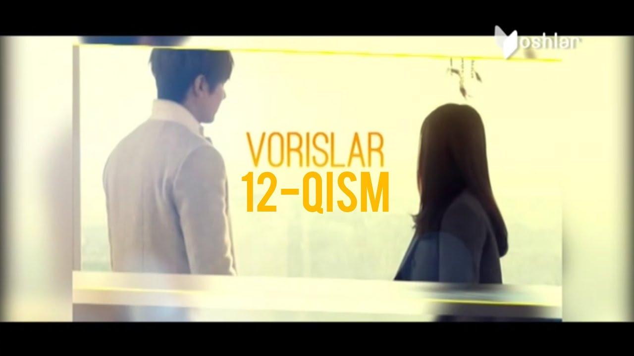 Vorislar 12-qism (korea serial o'zbek tilida)