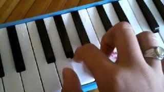 Not lagu yamko rambe yamko pake pianika