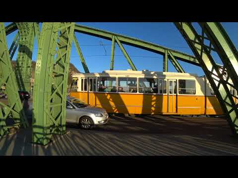 Budapest Hungary March City Tour Part3 Paul Ranky 4K UHD H264 Video