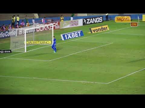 SagresTV: Confira como foi o empate em 1 a 1 entre Goiás e Guarani