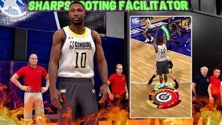 NBA 2K20 MY CAREER | DRAFT COMBINE! (Best SF Sharpshooter Build) Gameplay Ep. 1