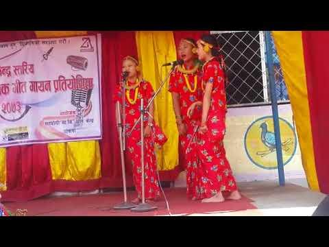 Nepali Old Lok Dhori/ Jhamke Fuli Nakaima bulaki / Nepali old song