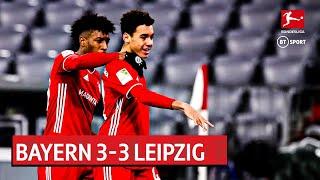 Bayern Munich vs RB Leipzig (3-3) | Bundesliga highlights