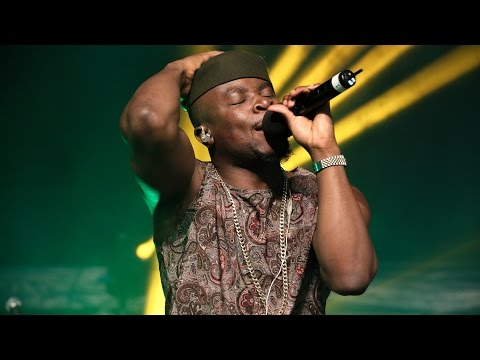 Fuse ODG - Surprise Set (Glastonbury 2015)