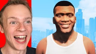 GTA 5 TRY NOT TO LAUGH! (Best GTA 5 Fails & Epic Wins Compilation)