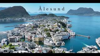 Albin Vega coastal sailing from Ålesund to Sykkylven - Norway