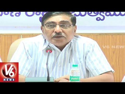 Telangana State Council Of Higher Education Released Online Admission Schedule | V6 News