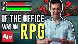 If Your Office was an RPG   RT Shorts