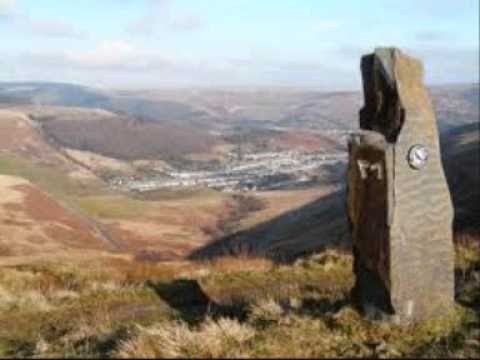 There's a valley called the Rhondda