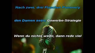 EAV - Trick der Politik (Karaoke)