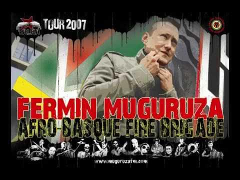 Fermin Muguruza - Afro Basque Fire Brigade - Road Movie (TALKA Tour 2007)