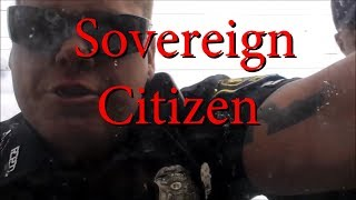 Romulus MI Police Have A Good Time With Soverign Citizen