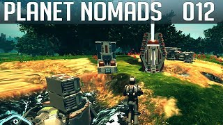 PLANET NOMADS #012 | Kobalt & Aluminium | Gameplay German Deutsch thumbnail