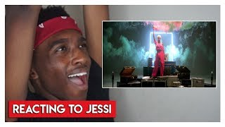 Jessi - Gucci (REACTION) | Jayden Reacts