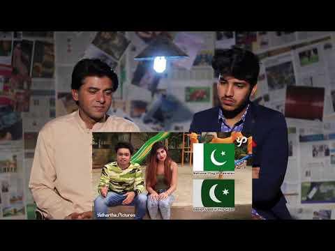 Pakistani Reacts To | Can Indians Burn Pakistan's Flag to Prove Patriotism | Reaction Express