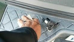 2005 Nissan Armada/Titan Washer Pump Replacement