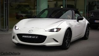 2016 Mazda MX-5 Sound and Overview