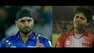 Top 5 IPL Players fights in History of Event :