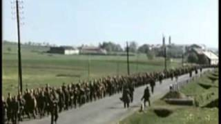 World War II Color Footage,-des S.F.P. 186 ,-CZ,-POWs 1945 German (21)
