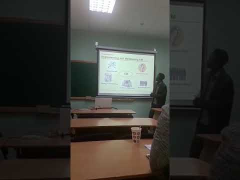 Presentation defense on knowledge management systems.