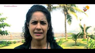 Actress Shriswara talks about why good news is important