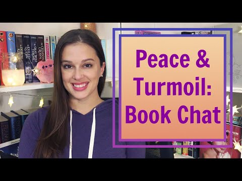 Peace & Turmoil by Elliot Brooks || Book Chat/Review