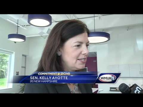 Hassan attacks Ayotte while filing to run for Senate