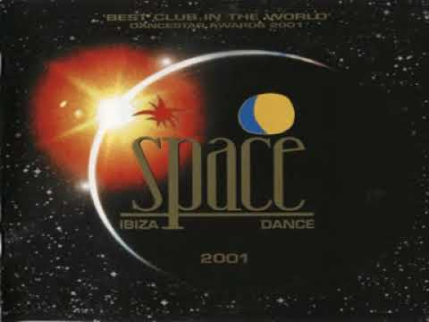 Space Ibiza 2001 - Mixed Live From The Terrace By Jonathan Ulysses & Jason Bye
