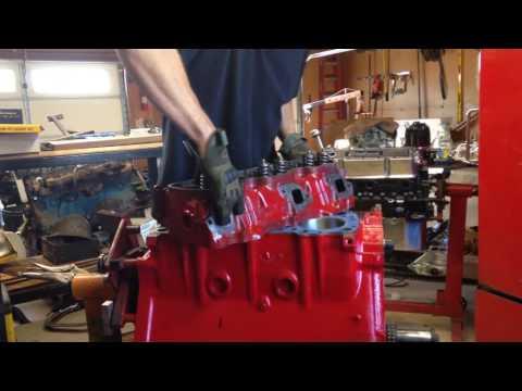 305 GMC V6 REBUILD PART 7