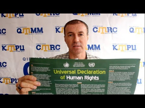 Crimean Tatars joined the Stand up for Human Rights campaign (23)