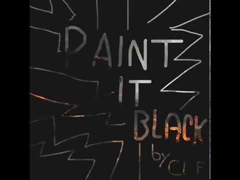 Cairo Liberation Front Presents the PAINT IT BLACK Mixtape