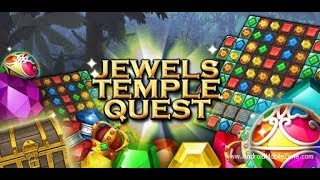 Jewels Temple Quest : Match 3 Gameplay | Android 1080 HD